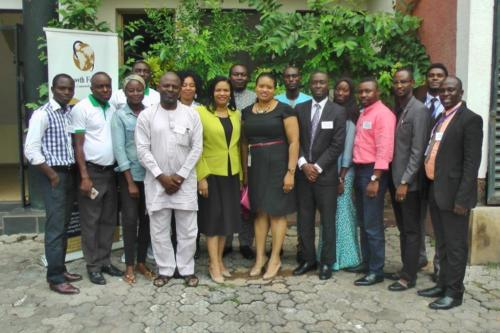 Repositioning Nigeria Youth Round-Table Session